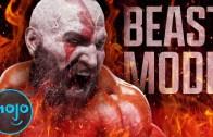 Kratos'un Canavara Dönüşmüş Olduğu En İyi 10 Sahne