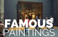 Resim Sanatı Ürünü Tüm Zamanlardaki En Ünlü Tablolar