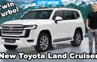 Toyota Land Cruiser 300 – Tasarım ve Özellik İncelemesi