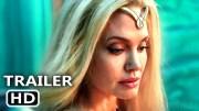 Beklenen Aksiyon Filmi Eternals – 2021 – Resmi Fragman