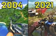Far Cry – 2004 Yılından Günümüze İnanılmaz Değişim