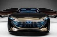 Audi Skysphere – Tasarım Harikası Yer Uçağı Karşınızda!