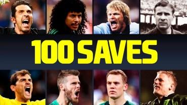 En İyi Kurtarışlar – Futbolun En Yetenekli Kalecileri