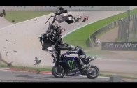 Motor Sporlarında Meydana Gelen İnanılmaz Kazalar!