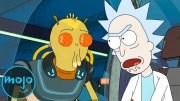 Rick and Morty – Birbirinden Değişik Uzaylı Türleri