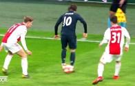 Sahalardaki Futbol Sihirbazlarından Akıl Dolu Paslar