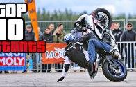 Seyircileri Coşturan Motosiklet Şovları Karşınızda!