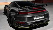 2022 Porsche Turbo S – Karbon Dış Tasarım Özelliği!