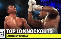 Anthony Joshua – Kariyerinde Yaptığı En İyi Nakavtlar