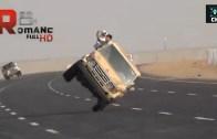 Resmen Akıllara Durgunluk Veren Anormal Trafik Kazaları