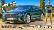 Bentley GT – 333 Kilometre Hıza Çıkabilen Hız Makinesi!