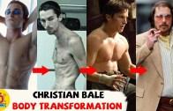 Christian Bale – Oynadığı Role Vücut Değiştiren Adam!