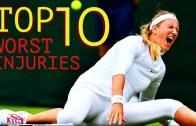 Üst Düzey Tenis Karşılaşmalarındaki En İlginç Olaylar
