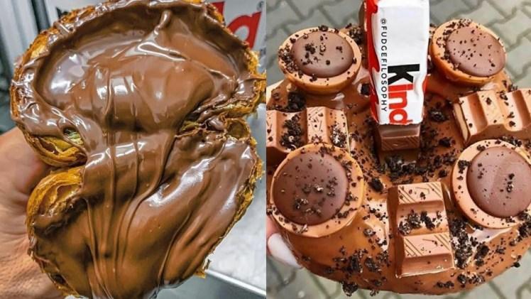 Lezzet Bombası Olan Enfes Çikolatalı Tatlı Tarifleri