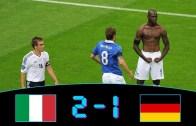 Mario Balotelli – İtalyan Forvet Oyuncunun En İyi Maçı!