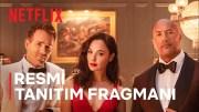 Red Notice – Resmi Tanıtım Fragmanı – Sadece Netflix'te