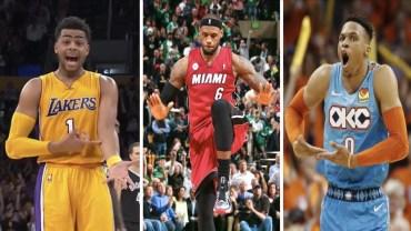 Son Saniye Basketlerin Sonra Yapılan İkonik Hareketler