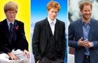 Prens Harry – Doğumundan Günümüze İnanılmaz Değişimi