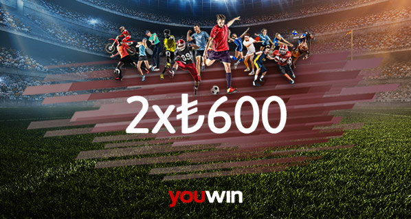 Youwin 1200 TL Hoş Geldin Bonusu