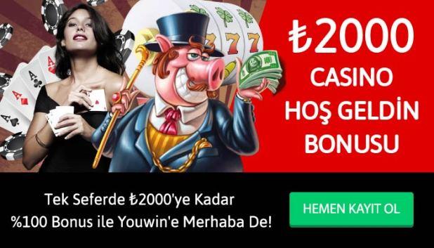 Youwin Slot Oyunları
