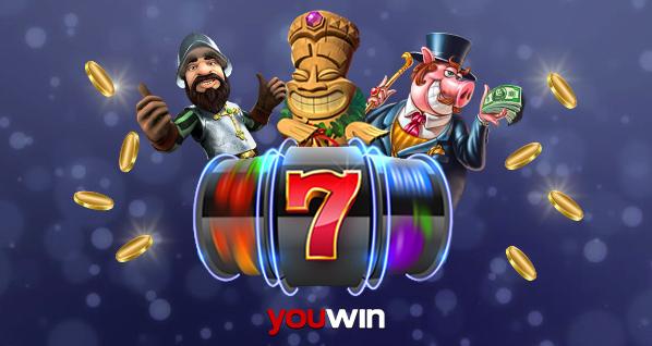 Youwin casino slot oyunları.