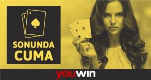 Youwin Sonunda Cuma Bonusu