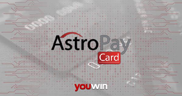 Youwin AstroPay ödeme yöntemi.