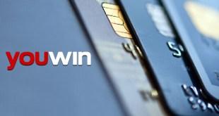 Youwin kredi kartı.