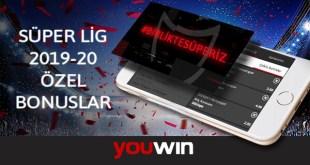 Youwin Süper Lig Özel Bonus