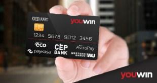 Youwin Kredi Kartı ile Para Yatırma
