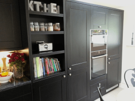 Kitchen Unit and Oven