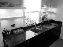 Kitchen Sink and Work Surface