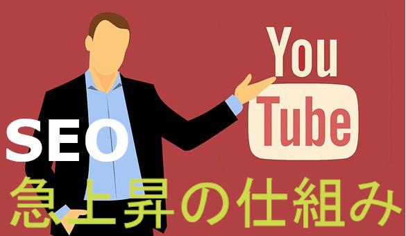 急上昇に動画が表示される仕組み