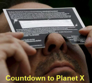 Countdown to Planet X