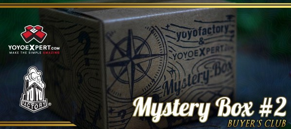YoYoFactory x YoYoExpert Mystery Box Buyers Club 2