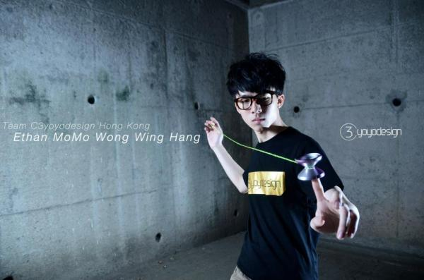 Ethan Wong Wing Hang Joins C3YoYoDesign