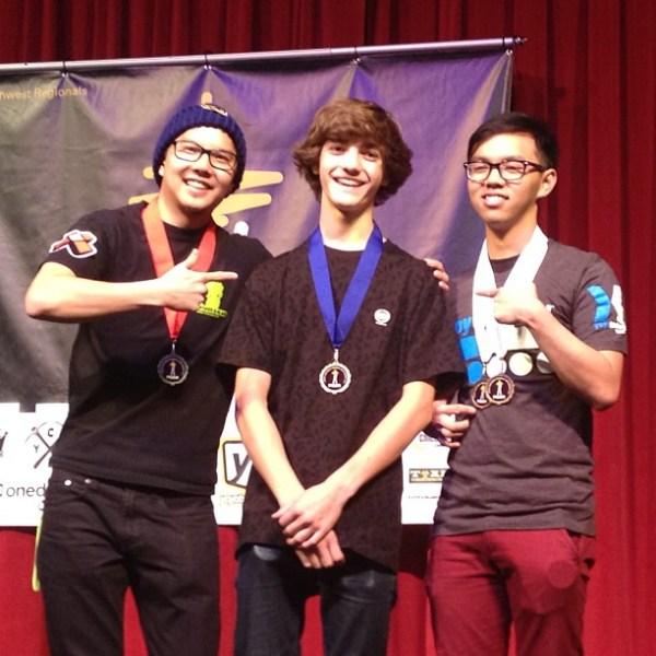 2013 PNWR YoYo Contest