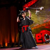 Black YoYo Master Ted 2013
