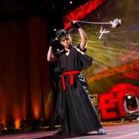 Black YoYo Master Ted 2013
