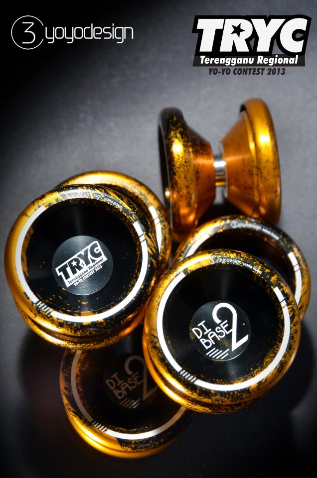C3YoYoDesign Di Base 2 YoYo