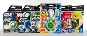 2013 YoYoFactory Packaging