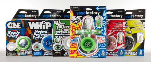 2013 YoYoFactory Packaging