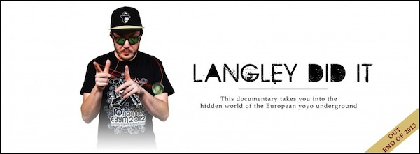 Langley Did It - European YoYo Documentary