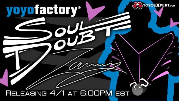 Soul Doubt YoYoFactory Zammy