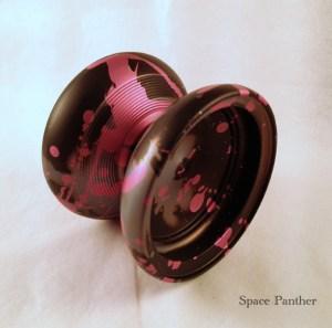 G-Squared Triton YoYo - Space Panther