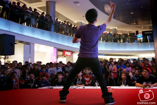 Ewin Ee Asia Pacific YoYo Championship