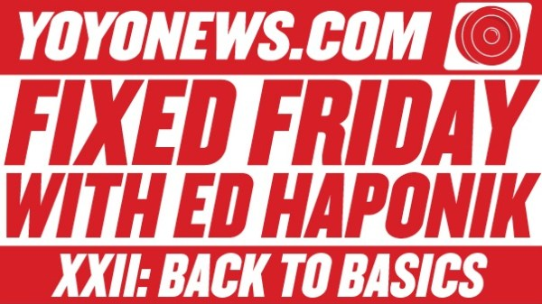 Fixed Friday Ed Haponik Back To Basics