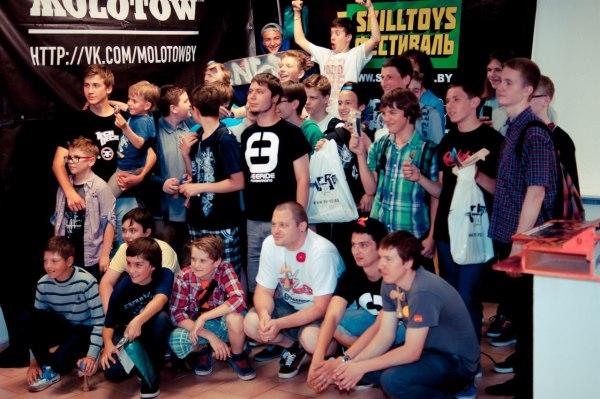 2013 Belarus Skill Toys Festival