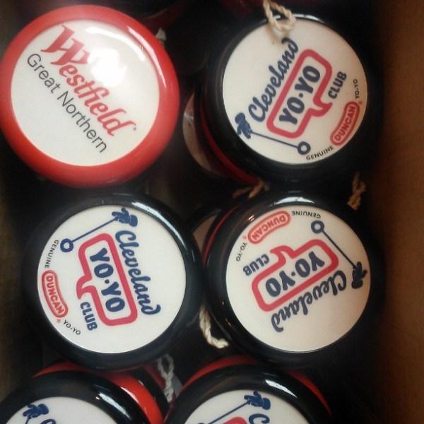 Cleveland YoYo Club Ohio State YoYo Contest