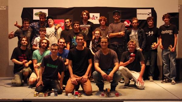 2013 France National YoYo Contest
